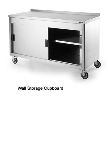Ambient Storage Cupboards
