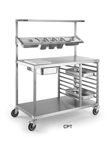 Chef 39 S Preparation Table