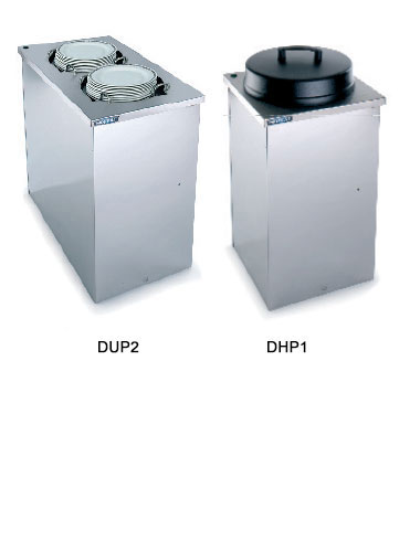 In counter Crockery Dispensers