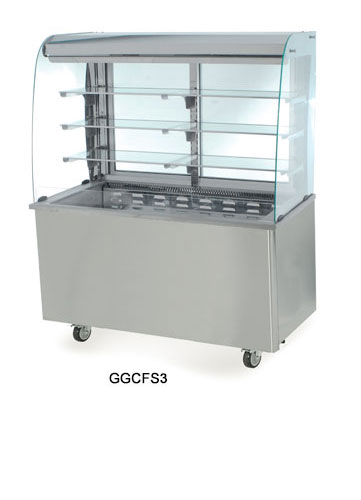 Grab & Go Free Standing Display