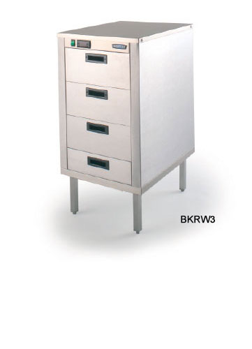 BK Roll Warmer Drawer Unit