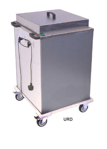 Universal Heated Basket/Rack Dispenser